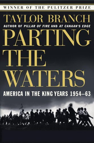 Parting the Waters: America in the King Years 1954-63 9780671687427