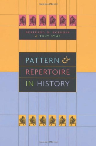Pattern and Repertoire in History 9780674007390
