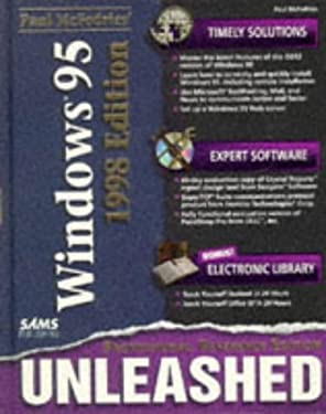 Paul McFedries' Windows 95 Unleashed, Professional Reference [With Contains an Assortment of Third-Party Tools...] 9780672310393