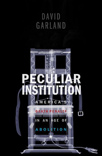 Peculiar Institution: America's Death Penalty in an Age of Abolition 9780674057234