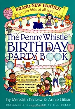 Penny Whistle Birthday Party Book 9780671737955