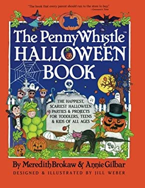 Penny Whistle Halloween Book 9780671737917