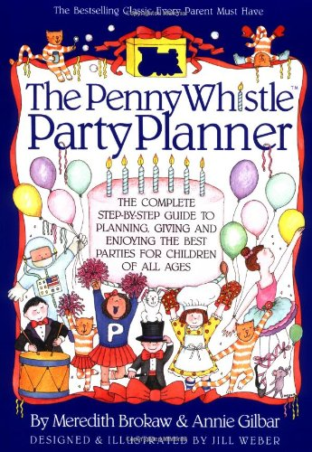 Penny Whistle Party Planner 9780671737924