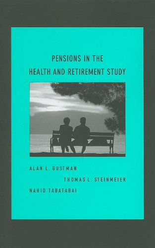 Pensions in the Health and Retirement Study 9780674048669