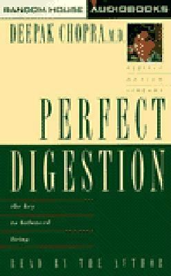Perfect Digestion: The Key to Balanced Living 9780679445579