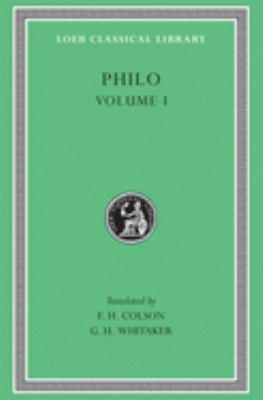 Philo V1 9780674992498