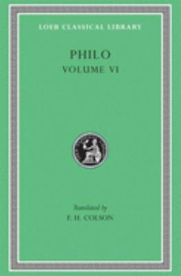 Philo 9780674993198