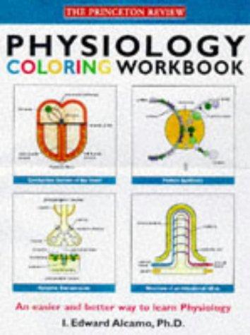 Physiology Coloring Workbook by Kenneth Axen, Kathleen Axen ...