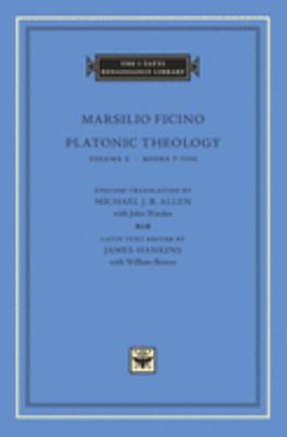 Platonic Theology: Books V-VIII 9780674007642