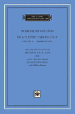 Platonic Theology: Books XII-XIV 9780674014824
