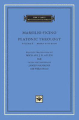 Platonic Theology, Volume 6: Books XVII-XVIII 9780674019867