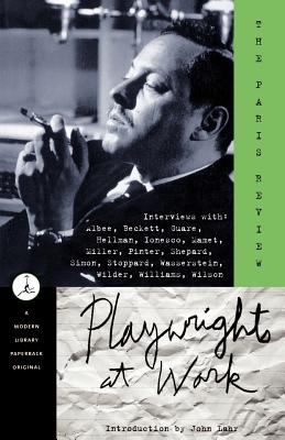 Playwrights at Work 9780679640219