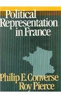 Political Representation in France 9780674686601