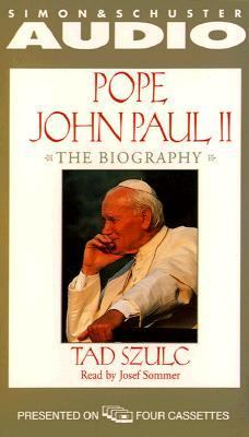 Pope John Paul II the Biography 9780671535414
