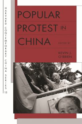 Popular Protest in China 9780674030619