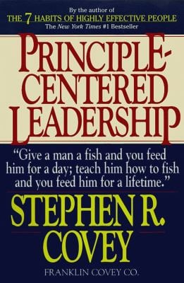 Principle-Centered Leadership 9780671792800