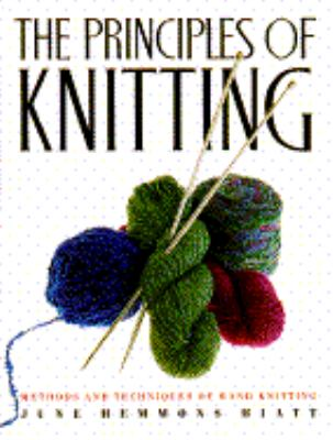 Principles of Knitting 9780671552336