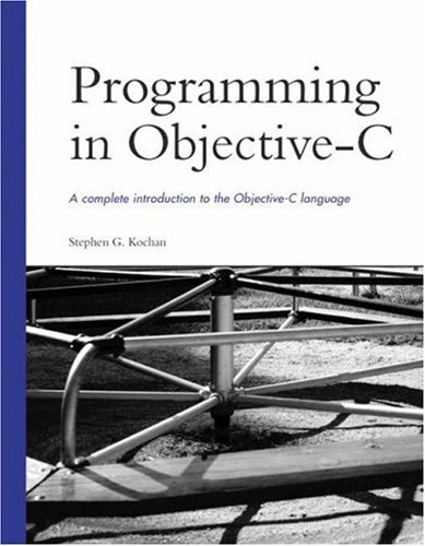 Programming in Objective-C 9780672325861