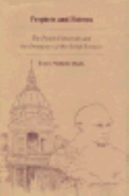 Prophets and Patrons: The French University and the Emergence of the Social Sciences 9780674715806