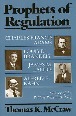 Prophets of Regulation 9780674716087