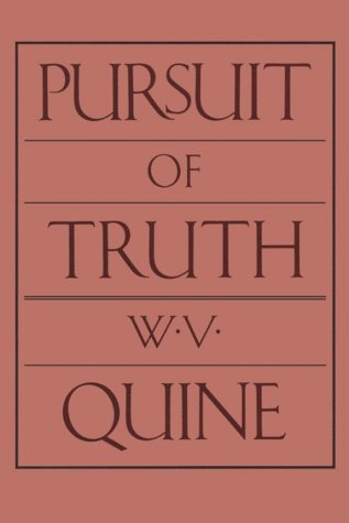 Pursuit of Truth: Revised Edition 9780674739505