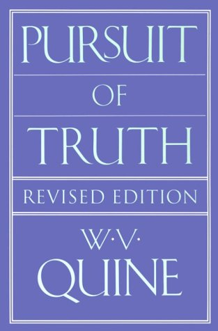 Pursuit of Truth: Revised Edition 9780674739512