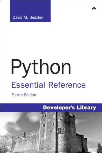 Python Essential Reference 9780672329784