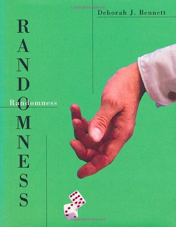 Randomness 9780674107458