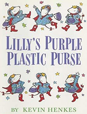 Reading 2000 Read Aloud Book Grade K.03 Lillys Purple Plastic Purse 9780673610652