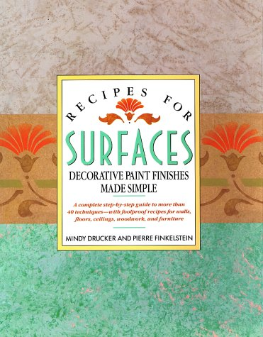 Recipes for Surfaces 9780671682491