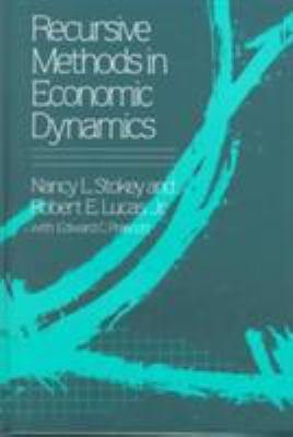Recursive Methods in Economic Dynamics 9780674750968