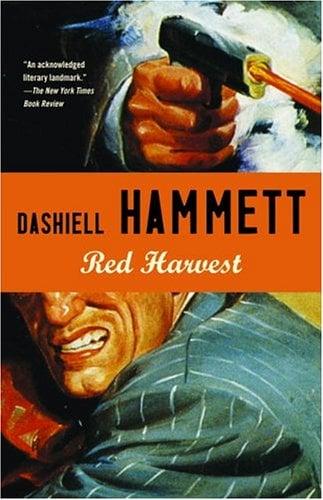 Red Harvest 9780679722618