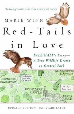 Red-Tails in Love: A Wildlife Drama in Central Park 9780679758464