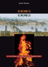 Remember, Remember: A Cultural History of Guy Fawkes Day 2458919