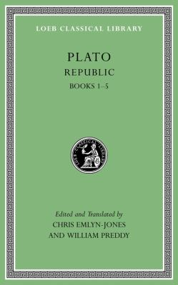 Republic, Volume I: Books 1-5 9780674996502