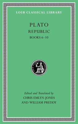 Republic, Volume II: Books 6-10 9780674996519