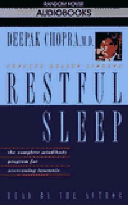 Restful Sleep: The Complete Mind Body Program 9780679436621