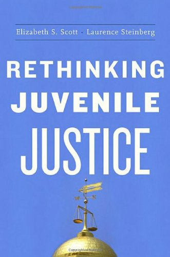 Rethinking Juvenile Justice 9780674030862