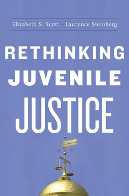 Rethinking Juvenile Justice 9780674057463