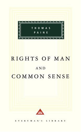 Rights of Man and Common Sense 9780679433149
