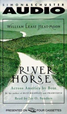 River Horse: A Voyage Across America 9780671047030