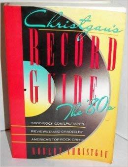 Robert Christgau's Record Guid
