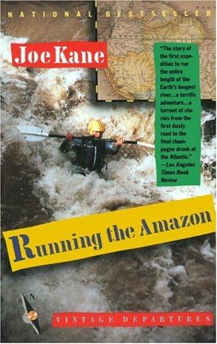 Running the Amazon 9780679729020