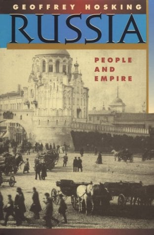 Russia: People and Empire, 1552-1917, Enlarged Edition 9780674781191