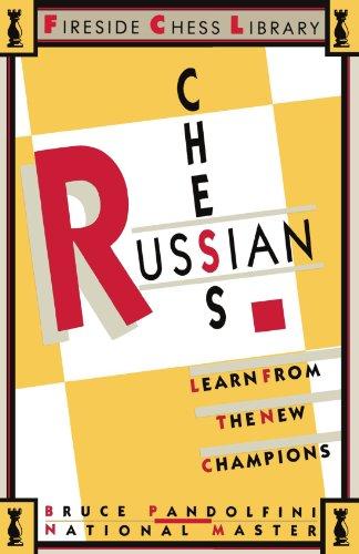 Russian Chess 9780671619848