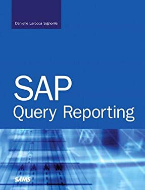 SAP Query Reporting 9780672329029
