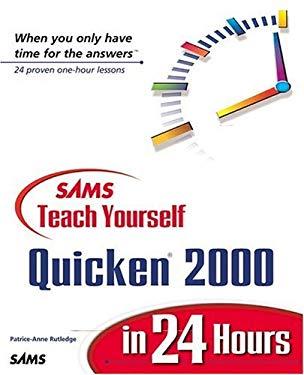 Sam's Teach Yourself Quicken Deluxe 2000 in 24 Hours 9780672317620