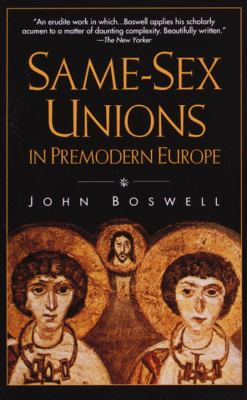 Same-Sex Unions in Premodern Europe 9780679751649