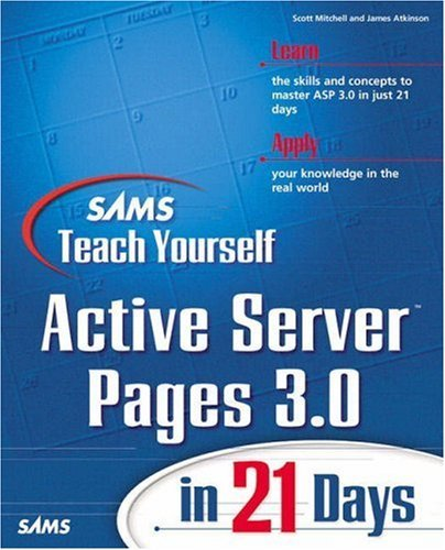 Sams Teach Yourself Active Server Pages 3.0 in 21 Days 9780672318634