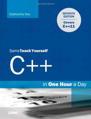 Sams Teach Yourself C++ in One Hour a Day 9780672335679